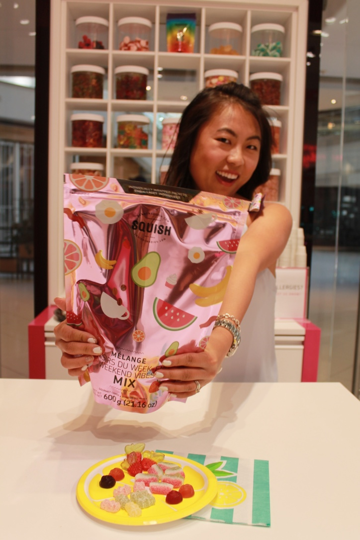 Welcome to the Candy Land : SQUISH on Rideau St. – Two Asian ...